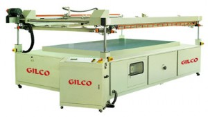 KOLINA Heavy Duty Screen Printing Machine