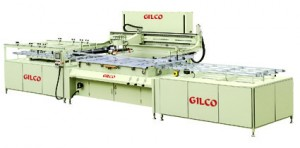 PULVO-AUTO Fully Automatic Glass Printing Machine