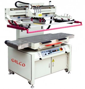 PULVO-C 3/4-Automatic Screen Printing Machine