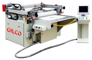 SPIEDRA-CCD 3/4-Automatic Screen Printing Machine with CCD Registration System
