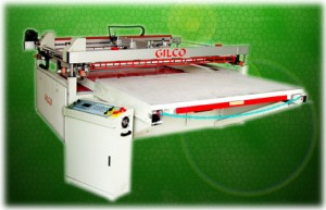 SPIEDRA -JUMBO Large Format 3/4-Auto Screen Printing Machine